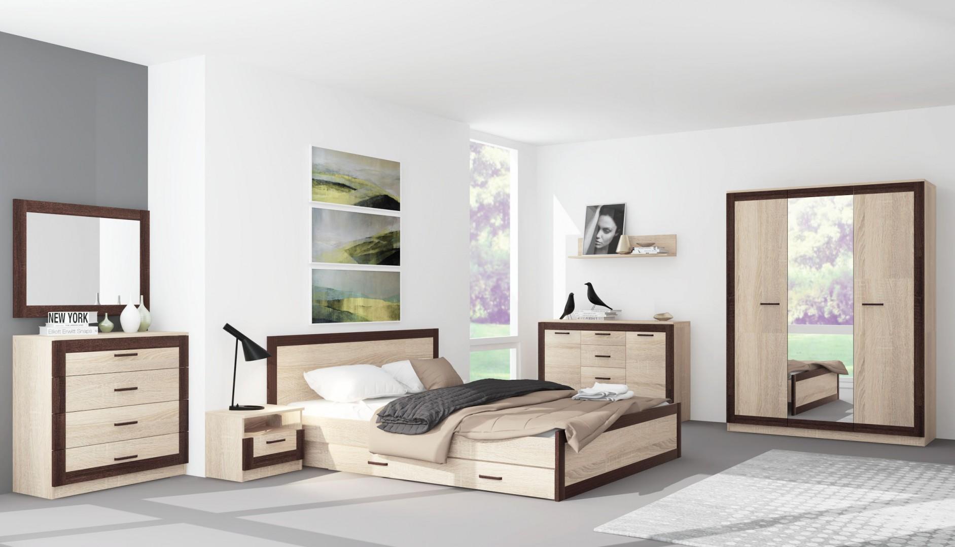 Guļamistabas kolekcija BNBS